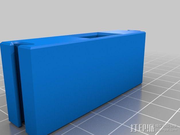 可拼组的工具架 3D模型  图17