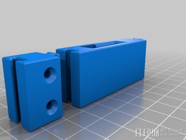 可拼组的工具架 3D模型  图16