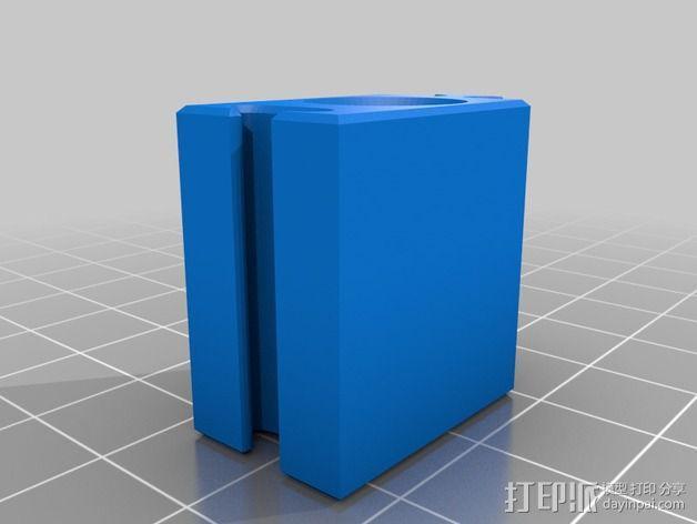 可拼组的工具架 3D模型  图18