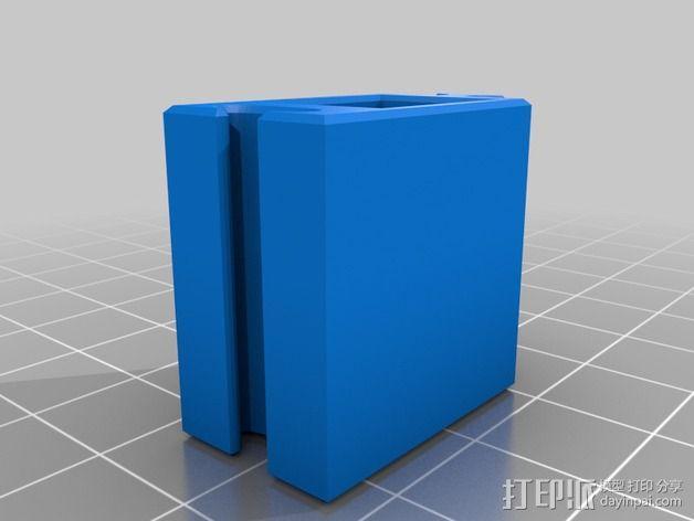 可拼组的工具架 3D模型  图20