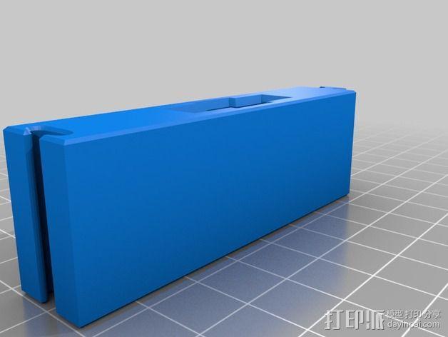 可拼组的工具架 3D模型  图19