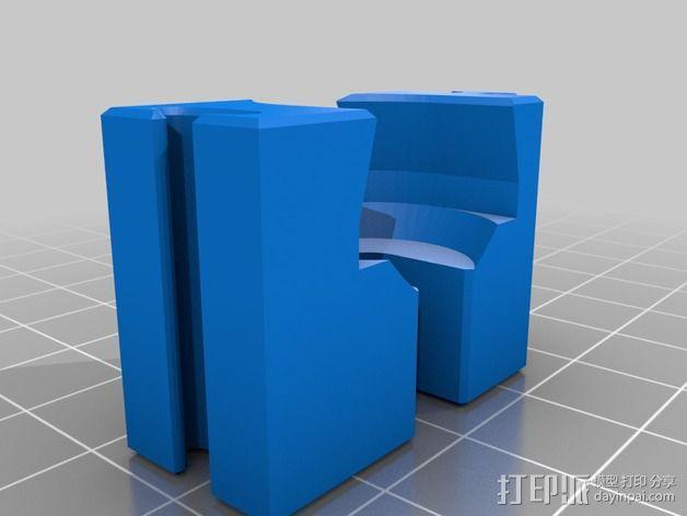 可拼组的工具架 3D模型  图21
