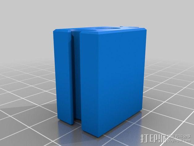 可拼组的工具架 3D模型  图24