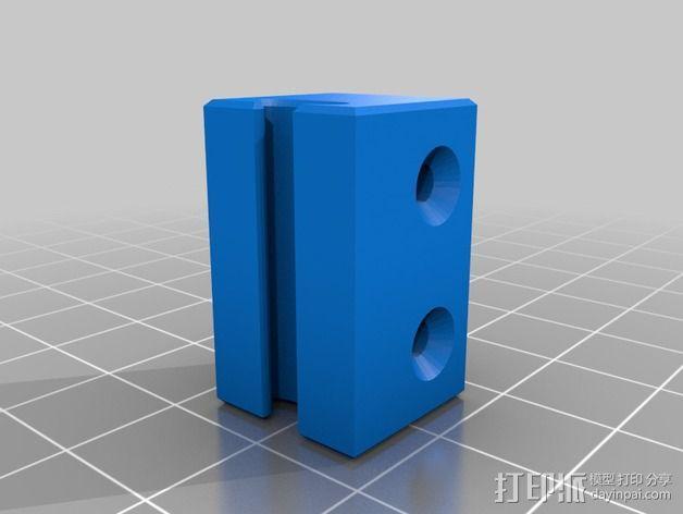 可拼组的工具架 3D模型  图23