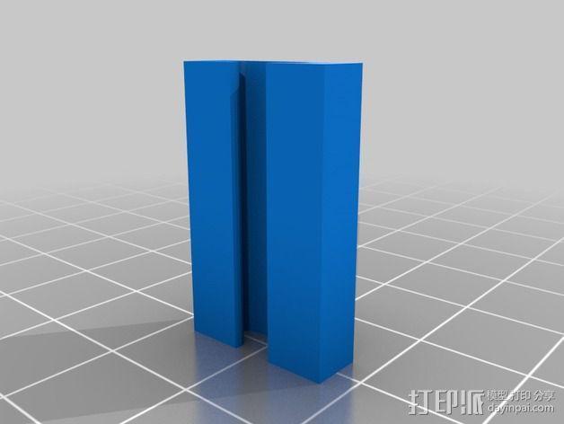 可拼组的工具架 3D模型  图27