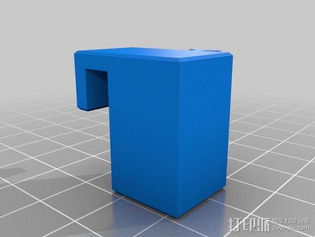 可拼组的工具架 3D模型  图28