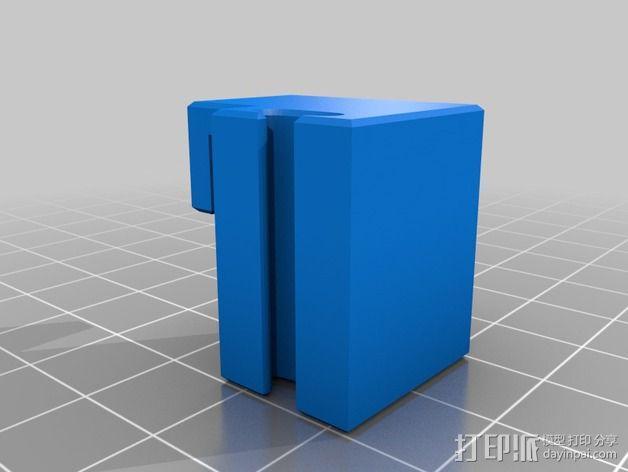 可拼组的工具架 3D模型  图29