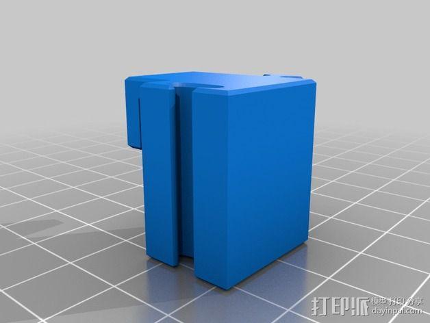 可拼组的工具架 3D模型  图30