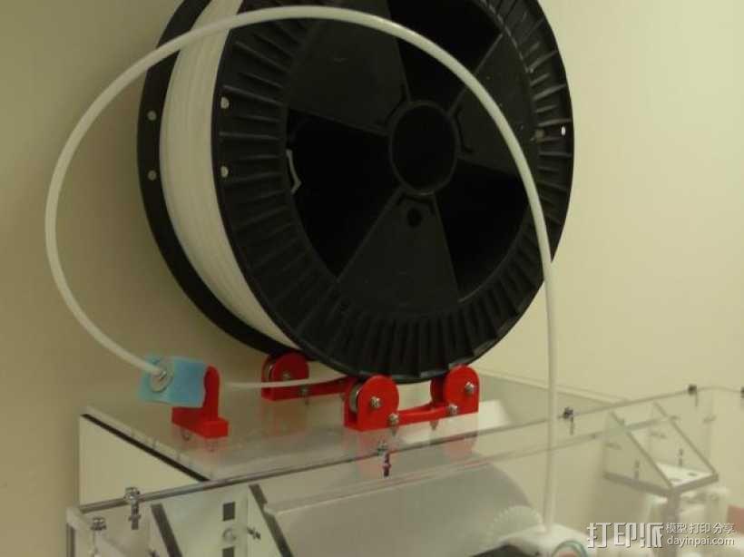 Mendel90打印机 3D模型  图3