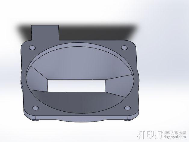 风扇架 3D模型  图6