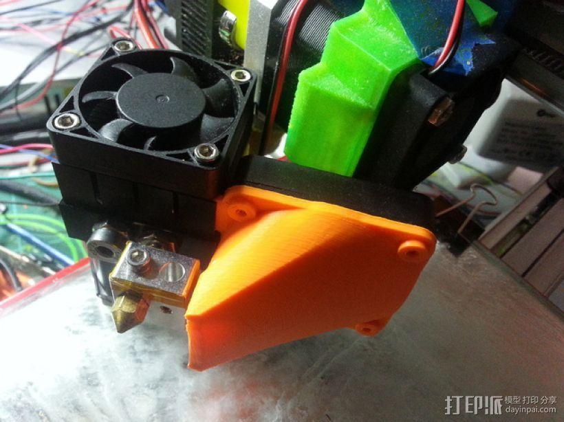风扇架 3D模型  图10