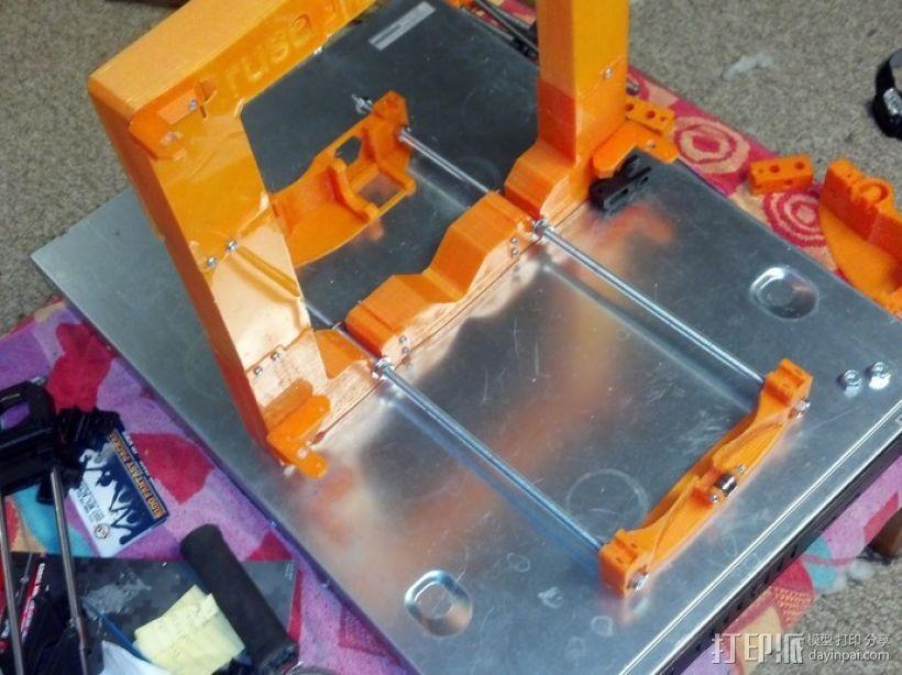 Prusa I3打印机外框 3D模型  图1