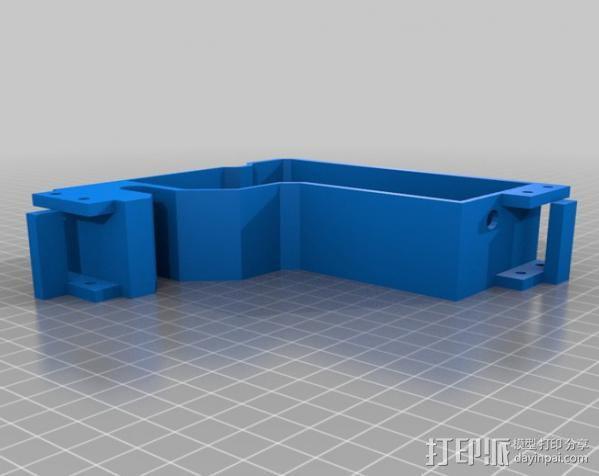 Prusa I3打印机外框 3D模型  图5