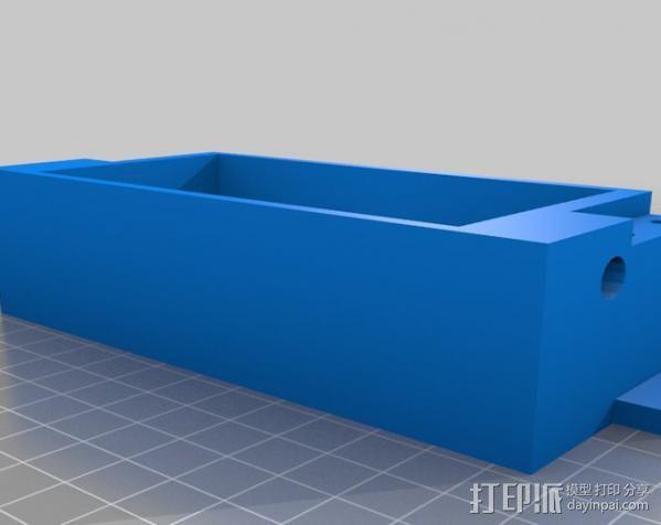 Prusa I3打印机外框 3D模型  图7