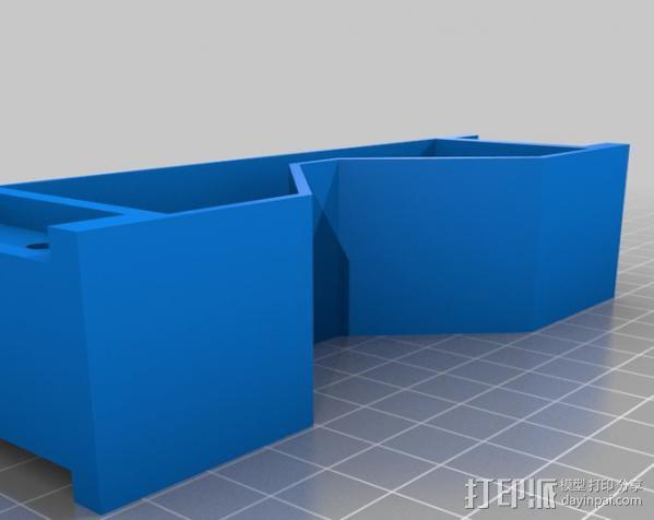 Prusa I3打印机外框 3D模型  图8