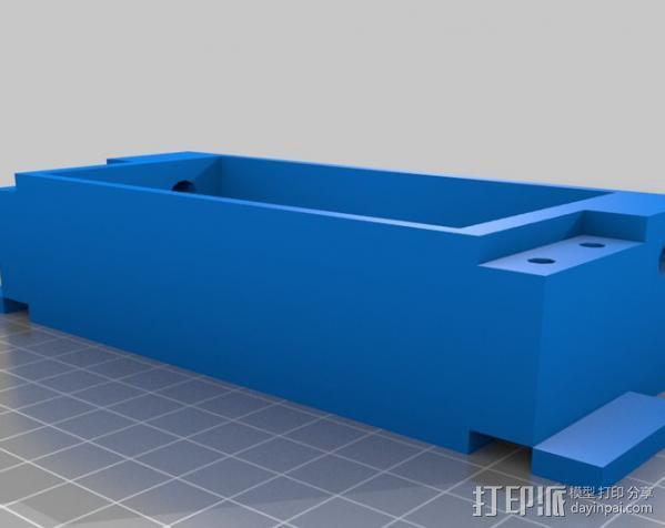 Prusa I3打印机外框 3D模型  图10