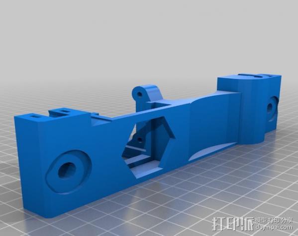 Prusa I3打印机外框 3D模型  图12