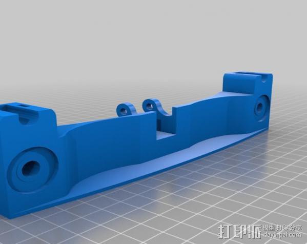 Prusa I3打印机外框 3D模型  图14