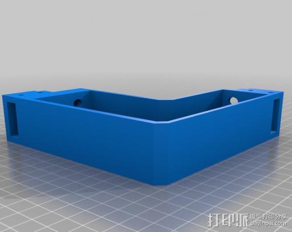 Prusa I3打印机外框 3D模型  图13