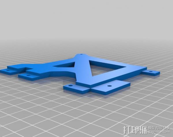 Prusa I3打印机外框 3D模型  图15
