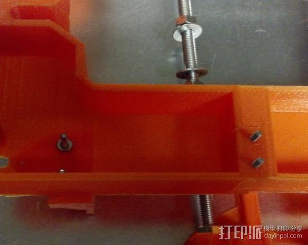 Prusa I3打印机外框 3D模型  图18