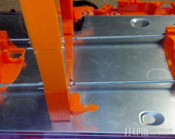 Prusa I3打印机外框 3D模型  图17