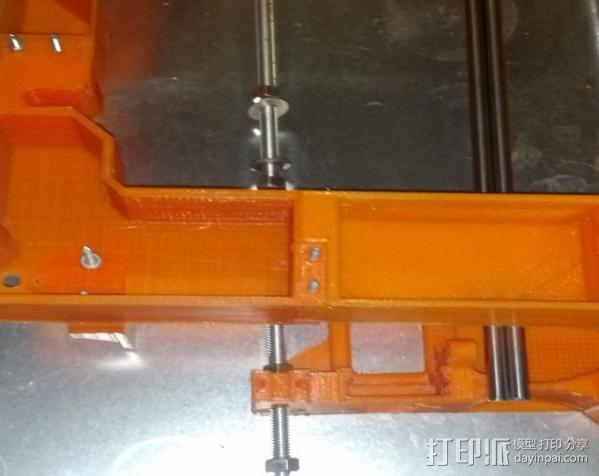 Prusa I3打印机外框 3D模型  图16