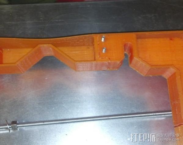 Prusa I3打印机外框 3D模型  图22