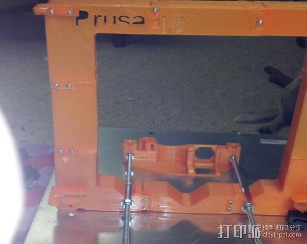 Prusa I3打印机外框 3D模型  图19