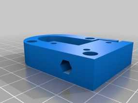 Kossel Mini打印机 3D模型