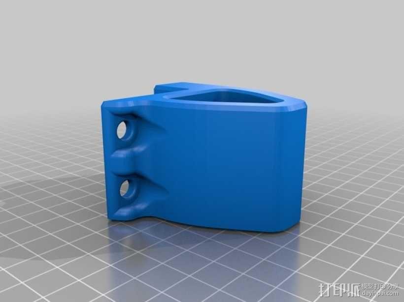 打印机前脚稳定器 3D模型  图4