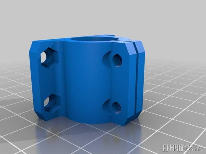 轴承架 3D模型  图2