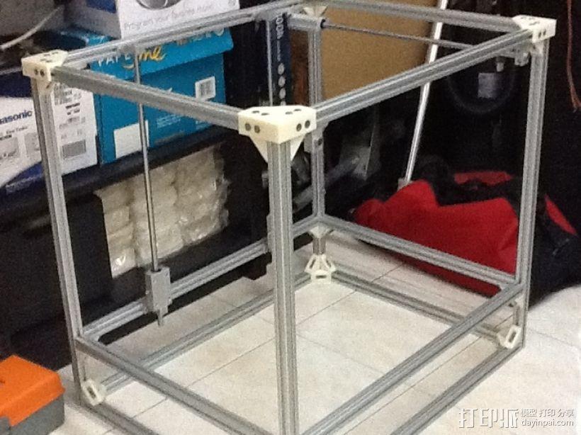 自制打印机 3D模型  图4