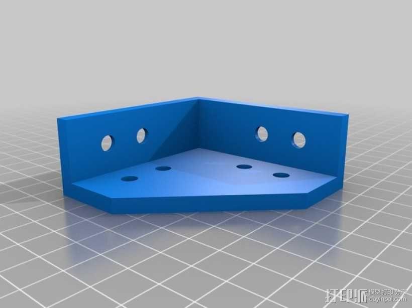 自制打印机 3D模型  图8