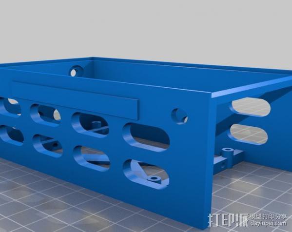 电路板保护外盒 3D模型  图5