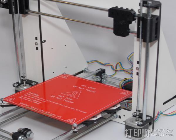 Prusa i3打印机外框 3D模型  图4