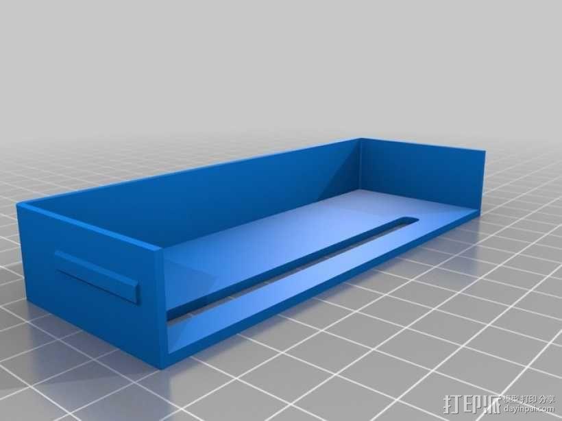 电源保护罩 3D模型  图4