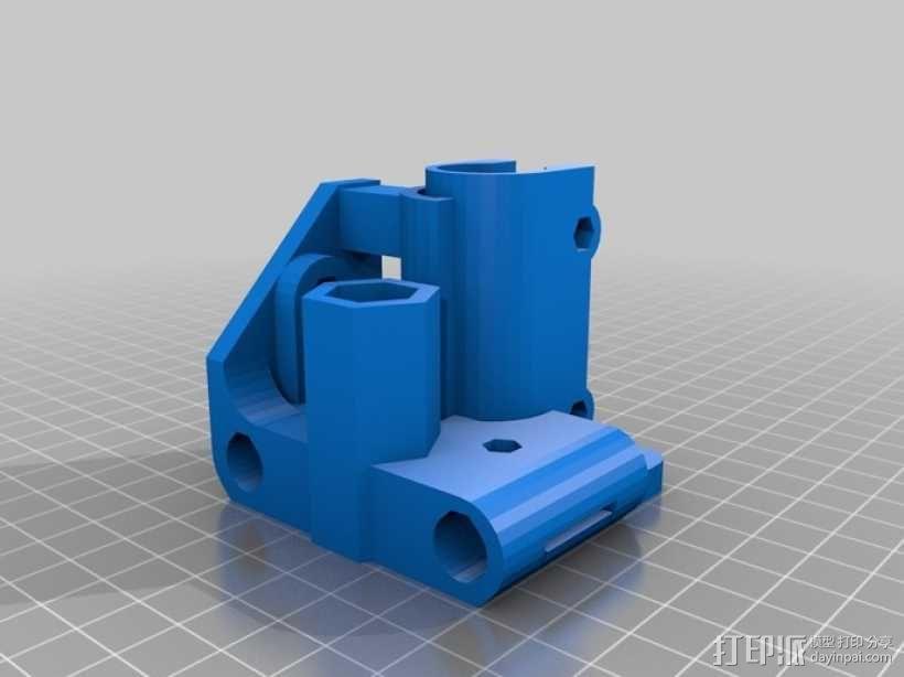 MendelMAX 打印机 3D模型  图7