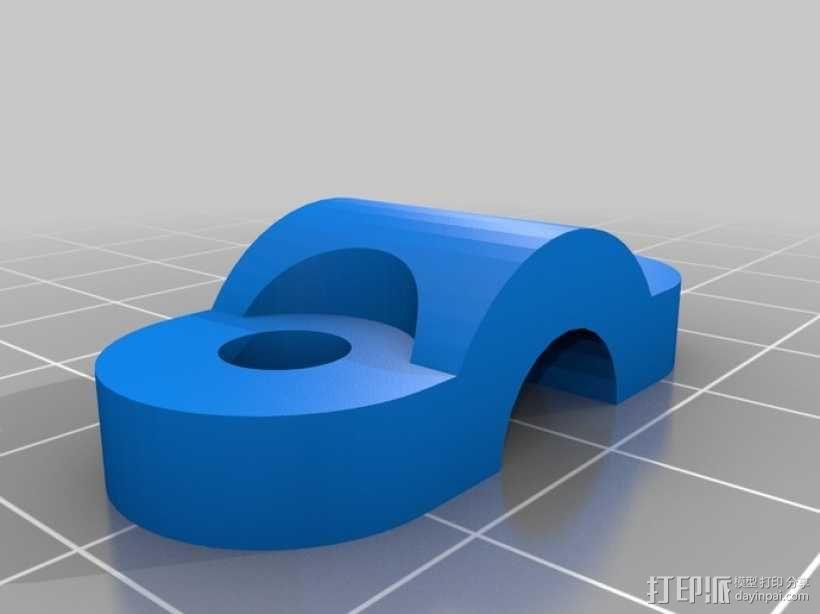 MendelMAX 打印机 3D模型  图6