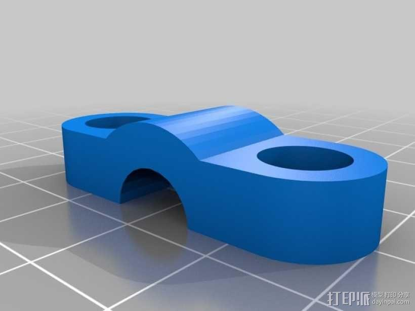 MendelMAX 打印机 3D模型  图5
