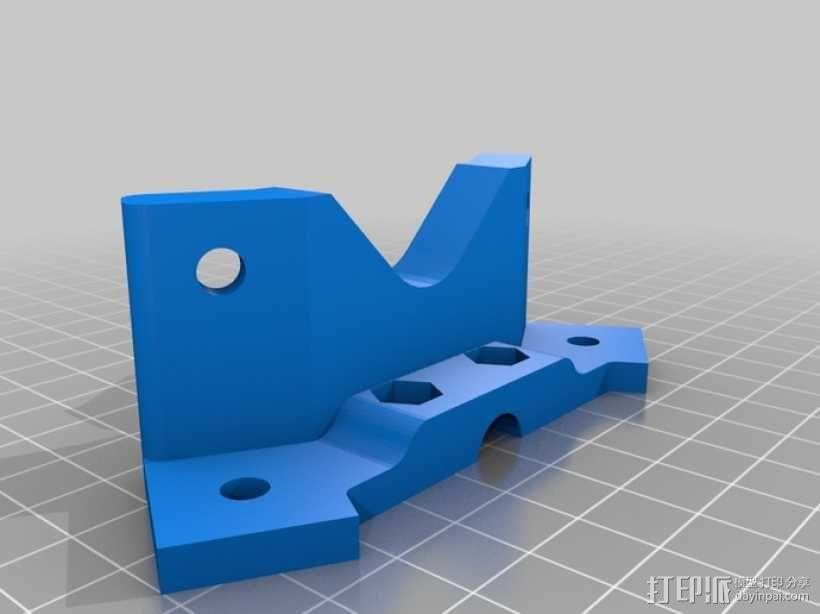 MendelMAX 打印机 3D模型  图10