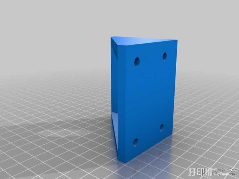 MendelMAX 打印机 3D模型  图8