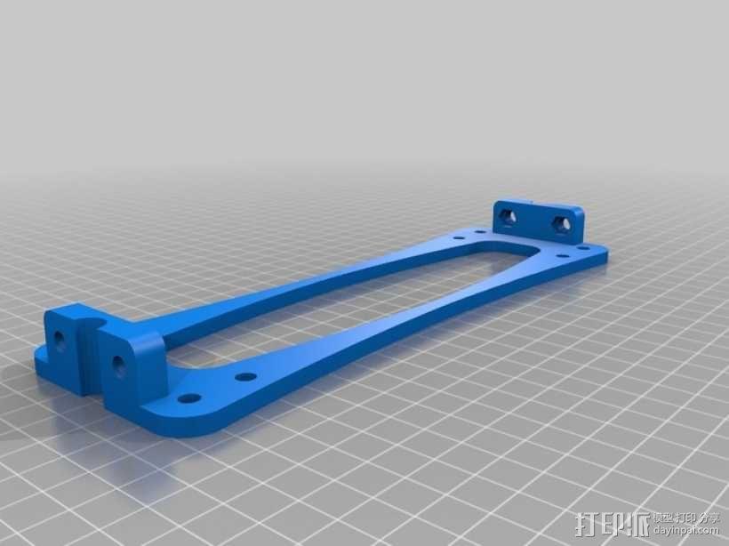 MendelMAX 打印机 3D模型  图9