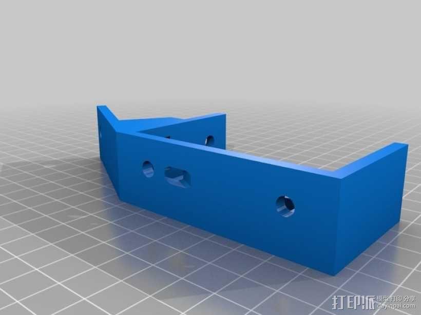 MendelMAX 打印机 3D模型  图12