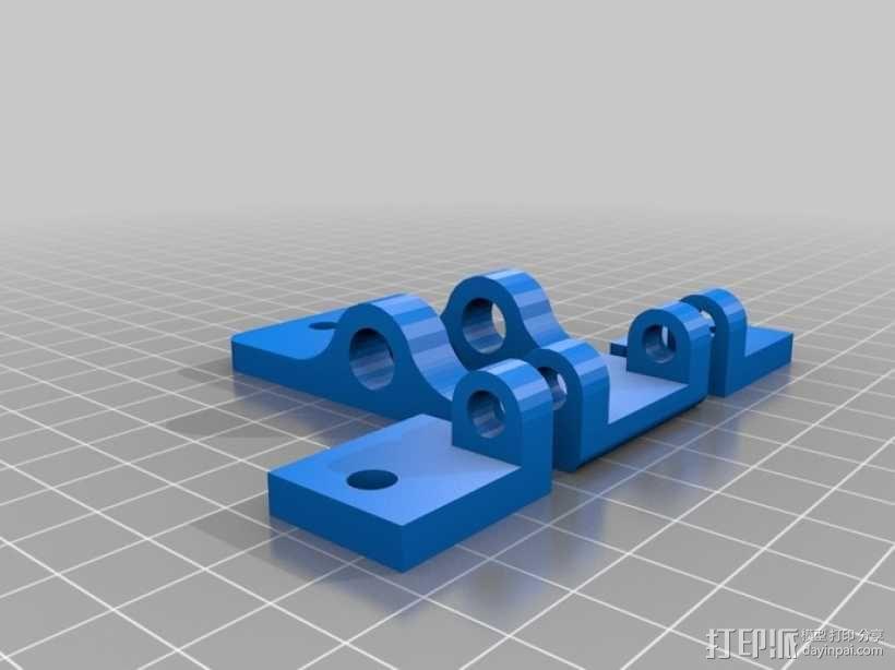 MendelMAX 打印机 3D模型  图11