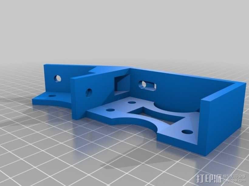 MendelMAX 打印机 3D模型  图13