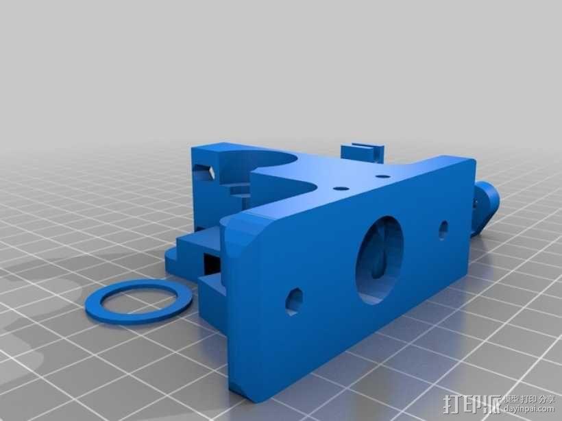 MendelMAX 打印机 3D模型  图15