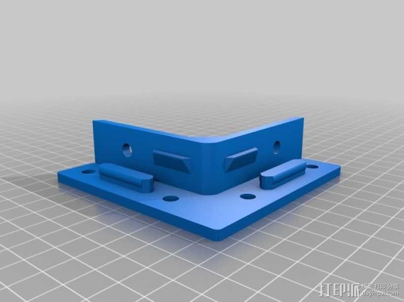 MendelMAX 打印机 3D模型  图17