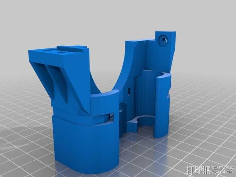 MendelMAX 打印机 3D模型  图20