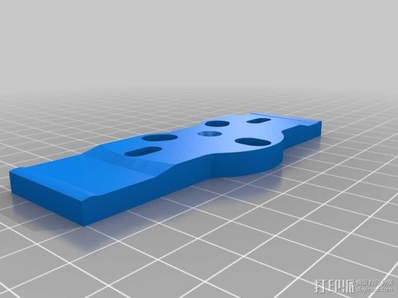 MendelMAX 打印机 3D模型  图21